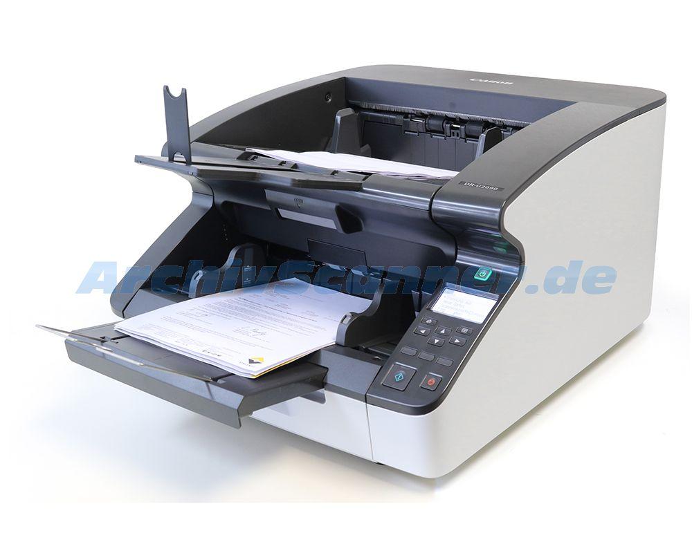 Canon Imageformula Dr G2090 Scanner Mit Usb 3 1