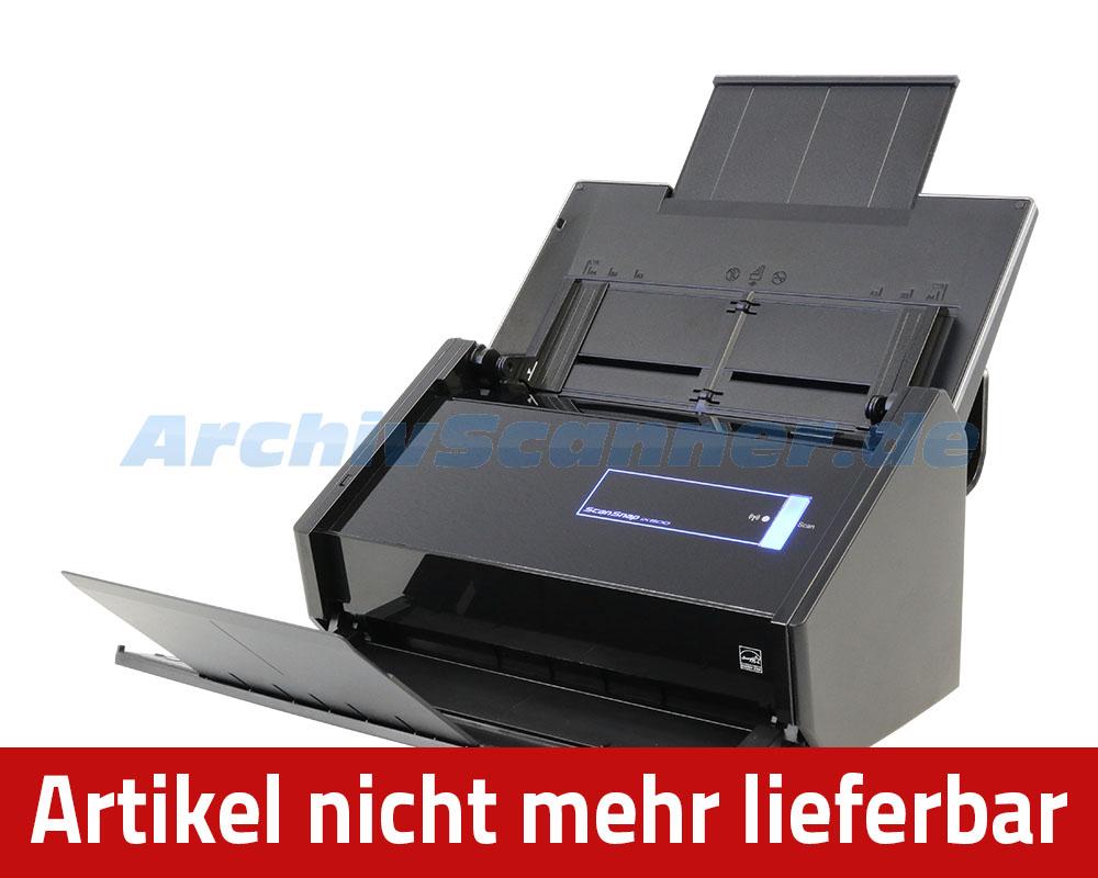 Fujitsu Scansnap Ix500 Scanner Archivscanner De